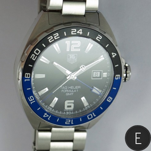 TAG Heuer Formula 1 Calibre 7 GMT - watch review by ESCAPEMENT