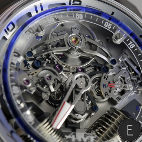 HYT H2 FULL GUN - A new watch for 2015