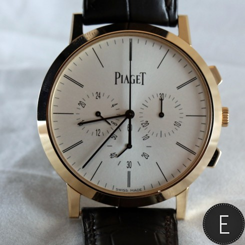 Piaget Altiplano Chronograph GOA40030 - watch review by ESCAPEMENT