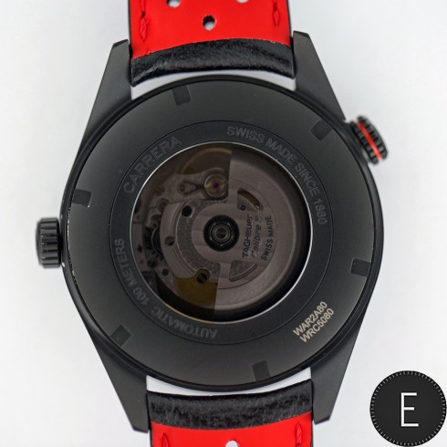 TAG Heuer Carrera Calibre 5 Drive Timer - watch review by ESCAPEMENT