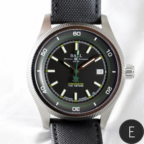 BALL Watch Company Engineer II Magneto S - watch review by ESCAPEMENT
