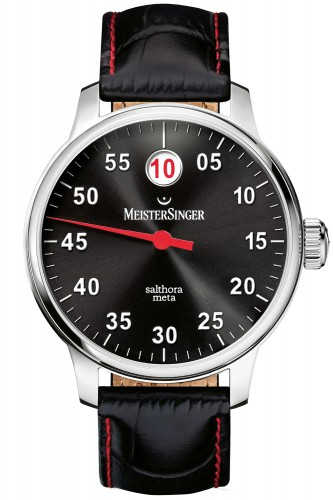 MeisterSinger Salthora Meta - watch review by ESCAPEMENT