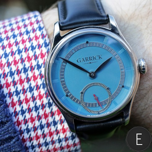 Garrick Hoxton sm302 - watch review by ESCAPEMENT