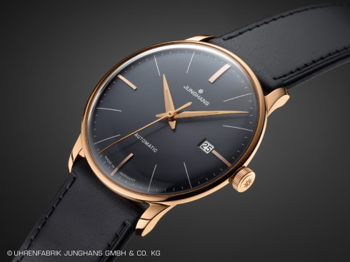 Junghans Meister Agenda - a new look for 2015