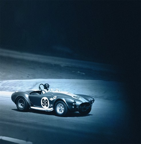 Baume & Mercier Limited Edition Capeland Shelby® Cobra Collection