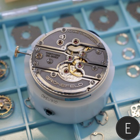 Visiting Gronefeld, the Horological Brothers