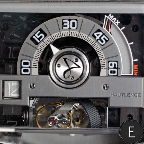 Hautlence Vortex - watch review by ESCAPEMENT