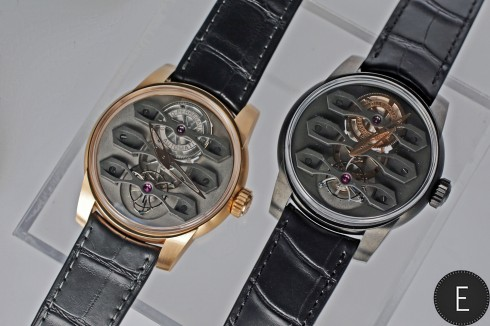 Girard-Perregaux Neo-Tourbillon with Three Bridges - watch review by ESCAPEMENT