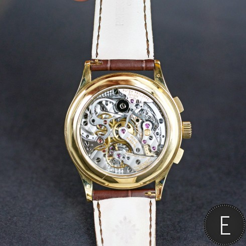 Patek Philippe Ref. 5170J-001 Chronograph - watch review by ESCAPEMENT