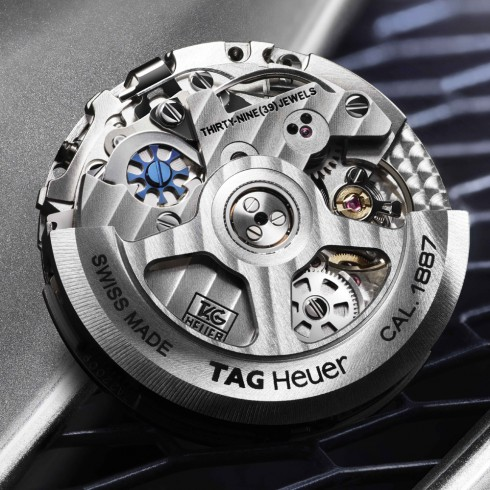 TAG Heuer CARRERA Calibre Heuer 01 - watch review by ESCAPEMENT