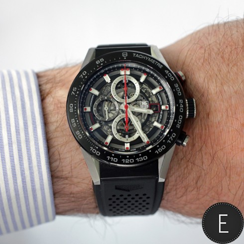 tag heuer carrera calibre heuer 01 tag heuer watch review