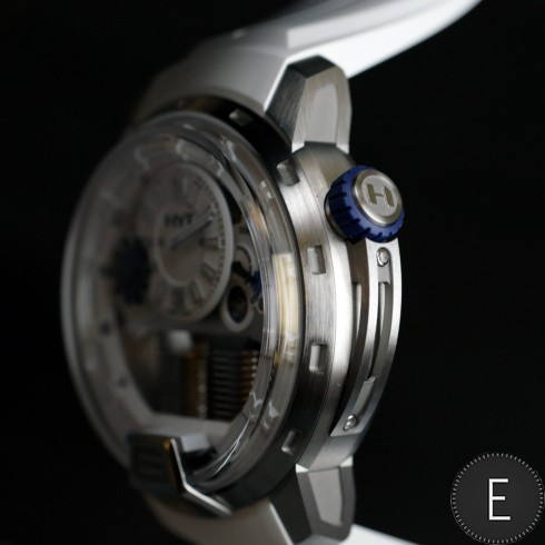 HYT H1 Iceberg - watch review by ESCAPEMENT