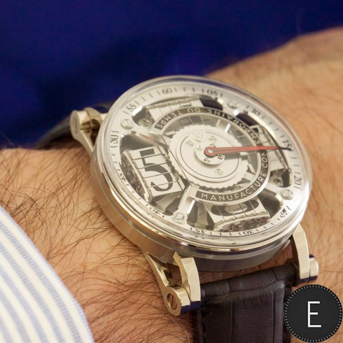 MCT Sequential Two - S200 - watch review by ESCAPEMENT
