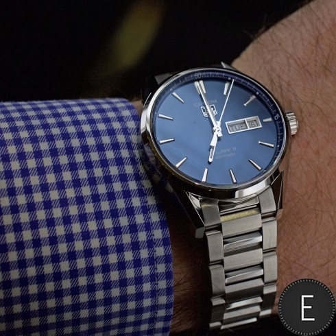 dc1fd2db5dd TAG Heuer Carrera Calibre 5 Day-Date Automatic | TAG HEUER WATCH REVIEW