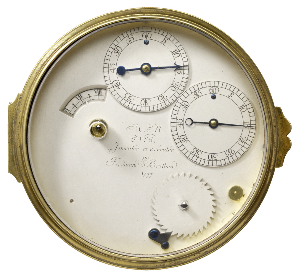 Ferdiand Berthoud Horloge de marine 6 - 1777 - ESCAPEMENT - Watch Blog by Angus Davies