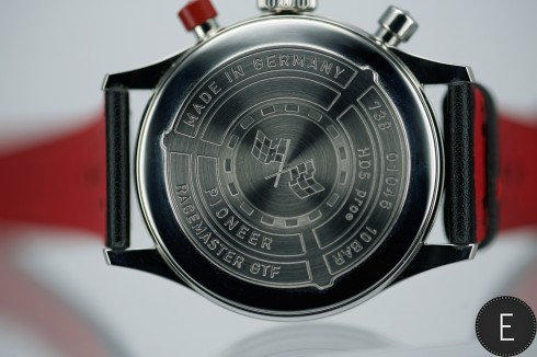 Hanhart RACEMASTER GTF chronograph - watch review by ESCAPEMENT