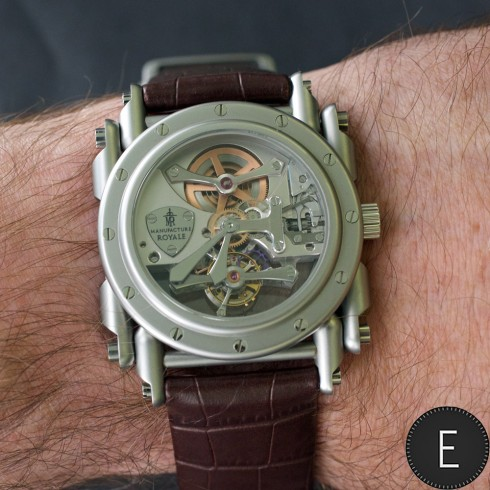 Manufacture Royale Androgyne - watch review by ESCAPEMENT