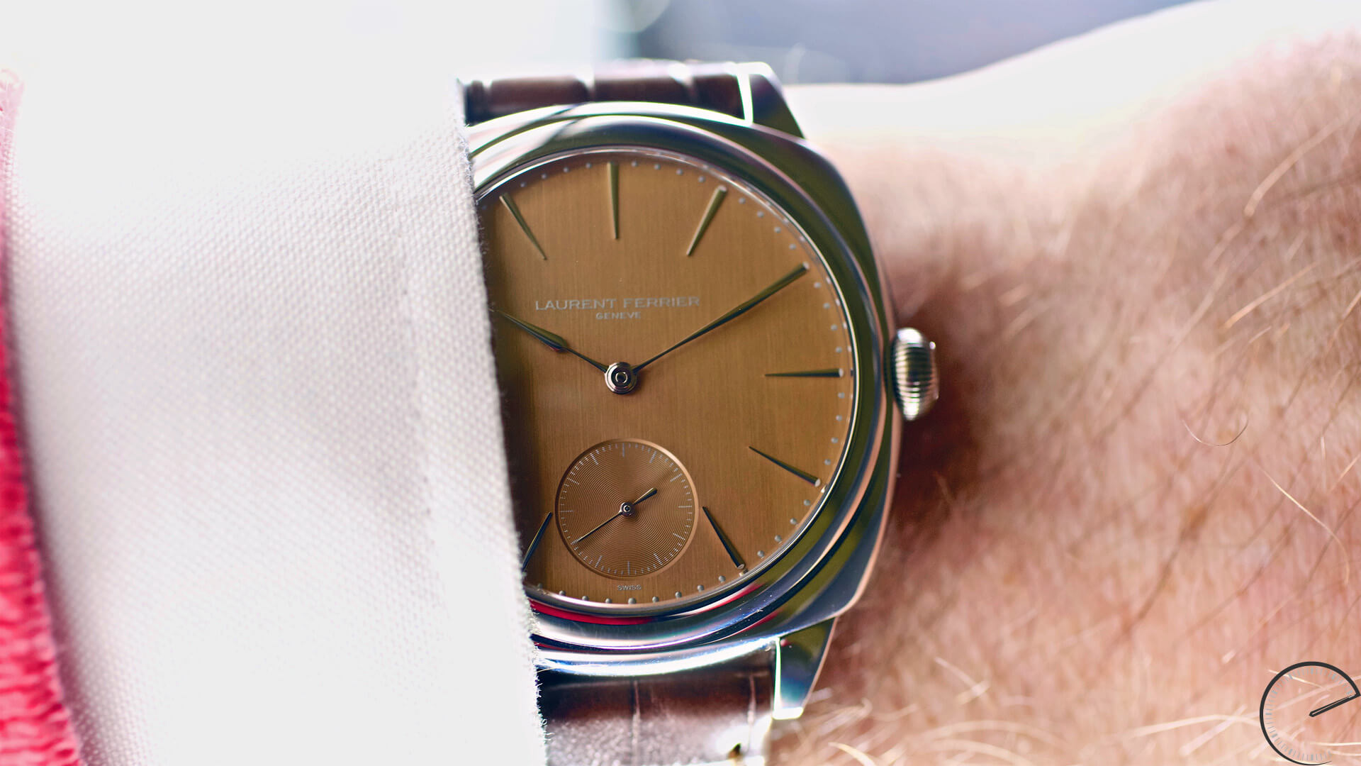 Laurent Ferrier Galet Square - ESCAPEMENT magazine by Angus Davies