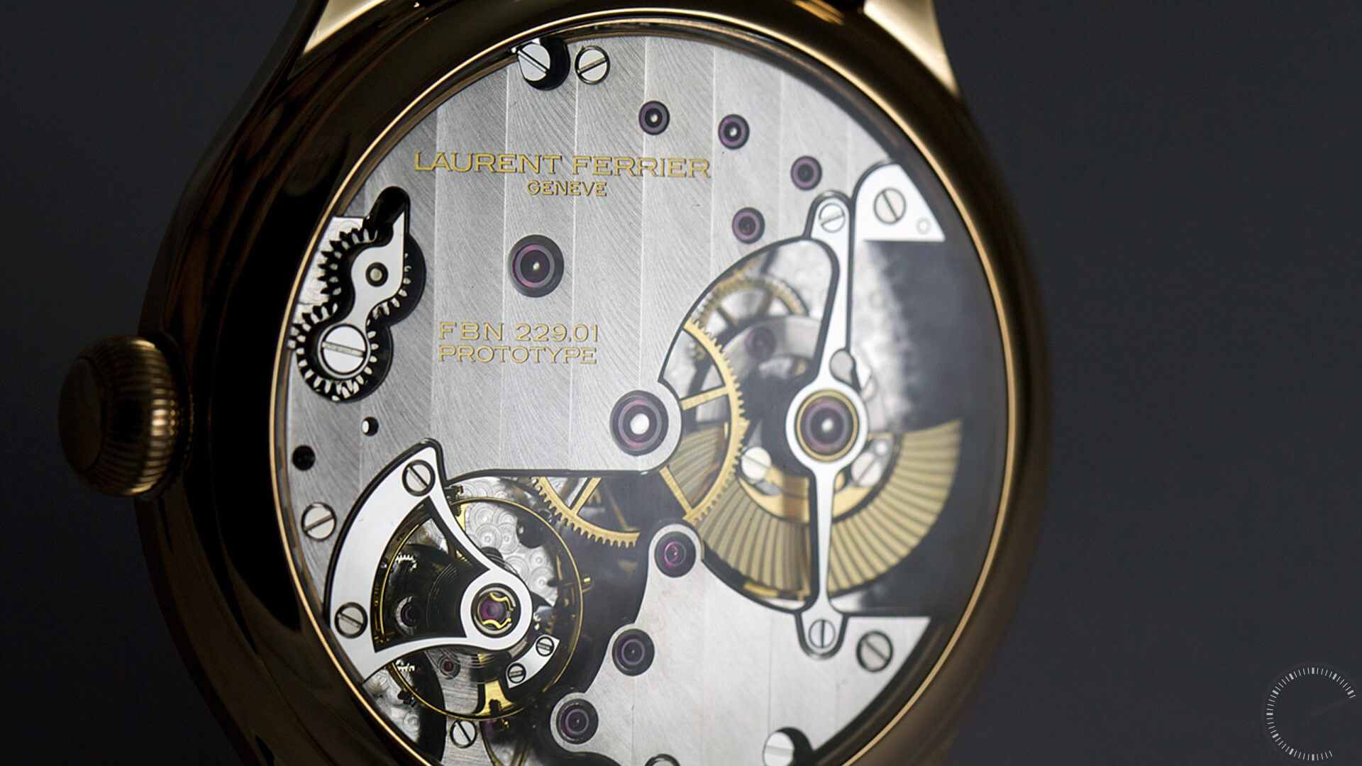 Laurent Ferrier Calibre FBN 229.01 - ESCAPEMENT magazine by Angus Davies