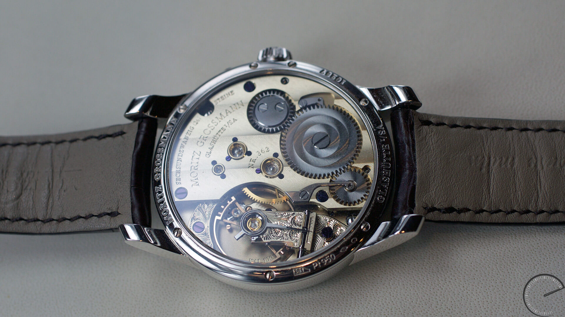 Moritz_Grossmann_BENU_Power_Reserve_caseback - ESCAPEMENT watch magazine by Angus Davies