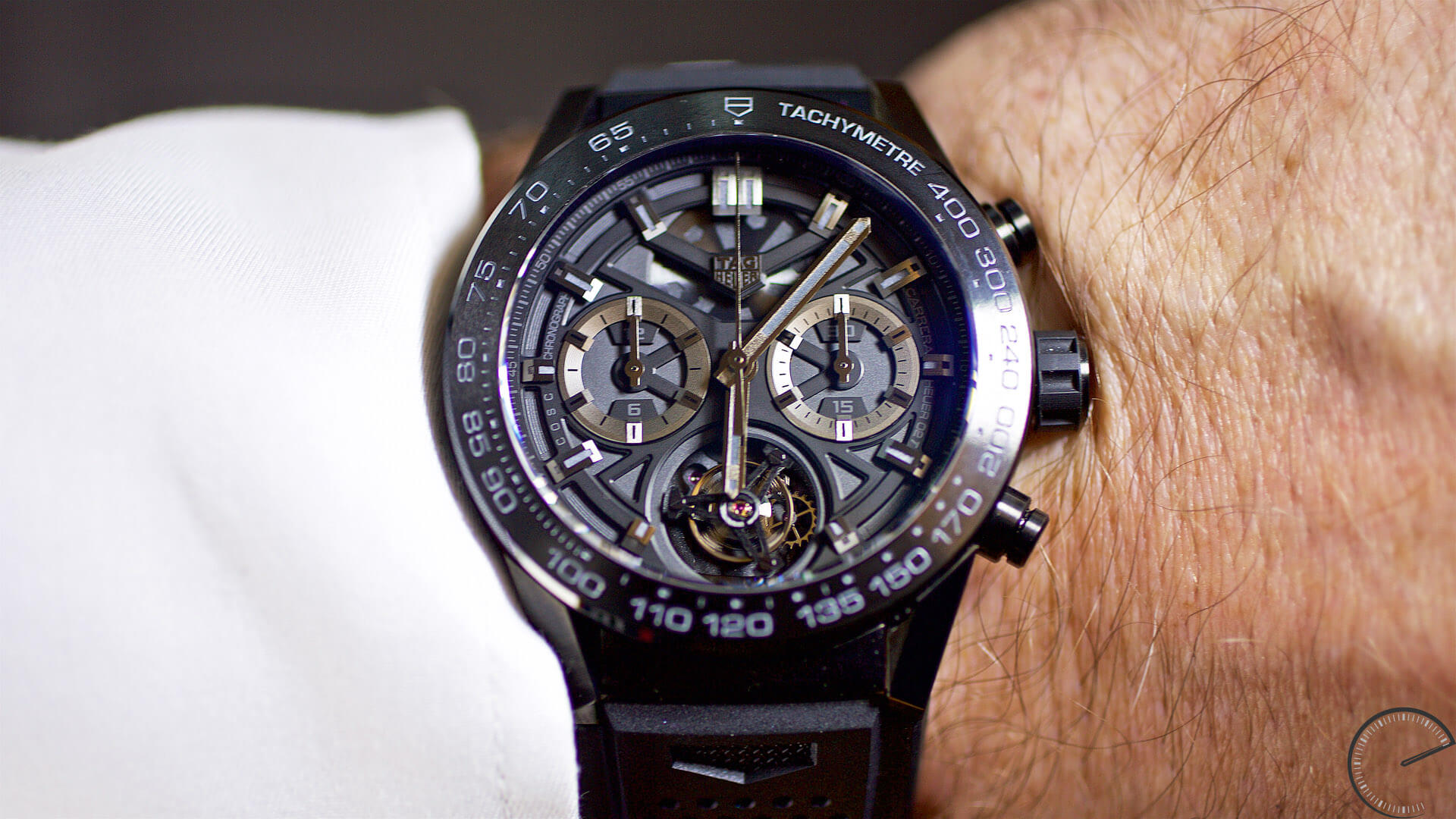 TAG_Heuer_CARRERA_Heuer-02T_wrist - ESCAPEMENT magazine by Angus Davies
