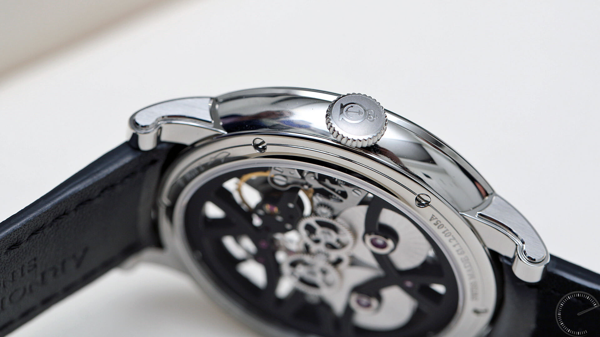 Arnold_and_Son_Nebula_caseband - ESCAPEMENT Magazine - watch reviews by Angus Davies