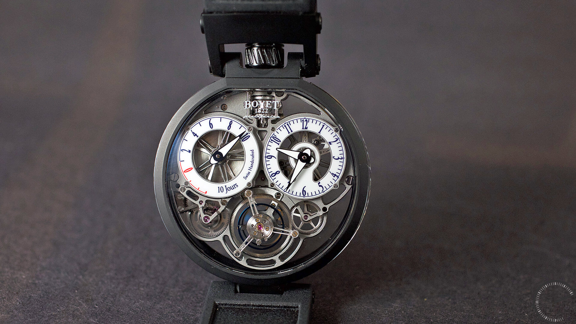Bovet_Flying_Tourbillon_Ottanta_Sei_Case - ESCAPEMENT magazine - watch review by Angus Davies