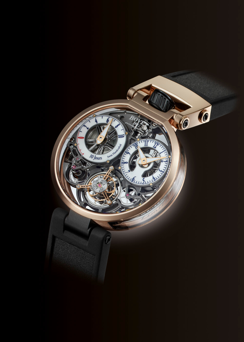 Bovet_Flying_Tourbillon_Ottanta_Sei_Red_Gold - ESCAPEMENT magazine - watch articles by Angus Davies