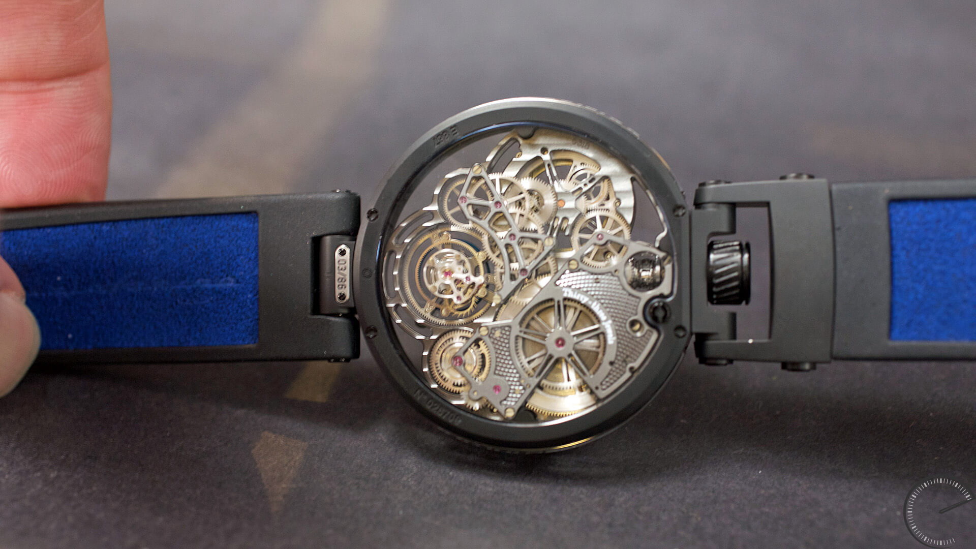 Bovet_Flying_Tourbillon_Ottanta_Sei_Strap - ESCAPEMENT magazine - horology by Angus Davies