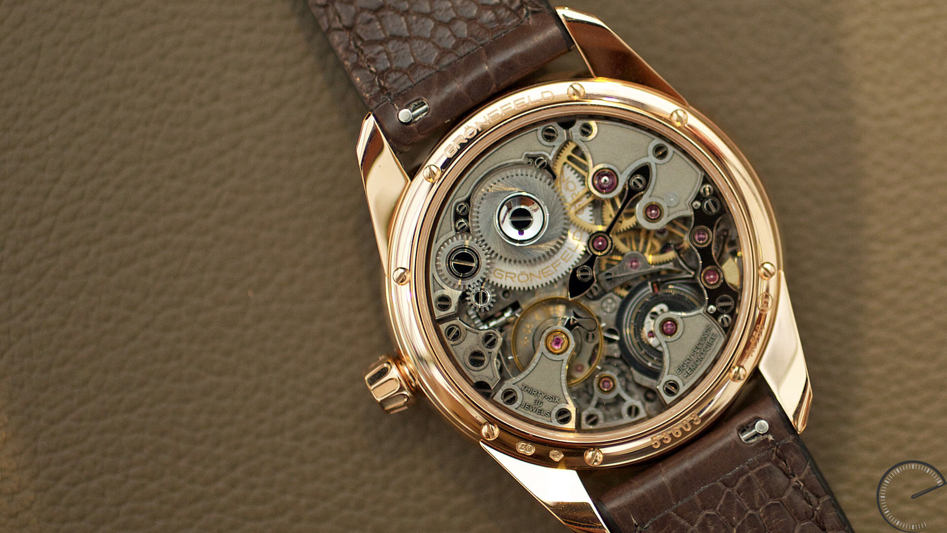 Gronefeld_1941_Remontoire_Red_Gold_caseback - ESCAPEMENT magazine - reviews of fine watches