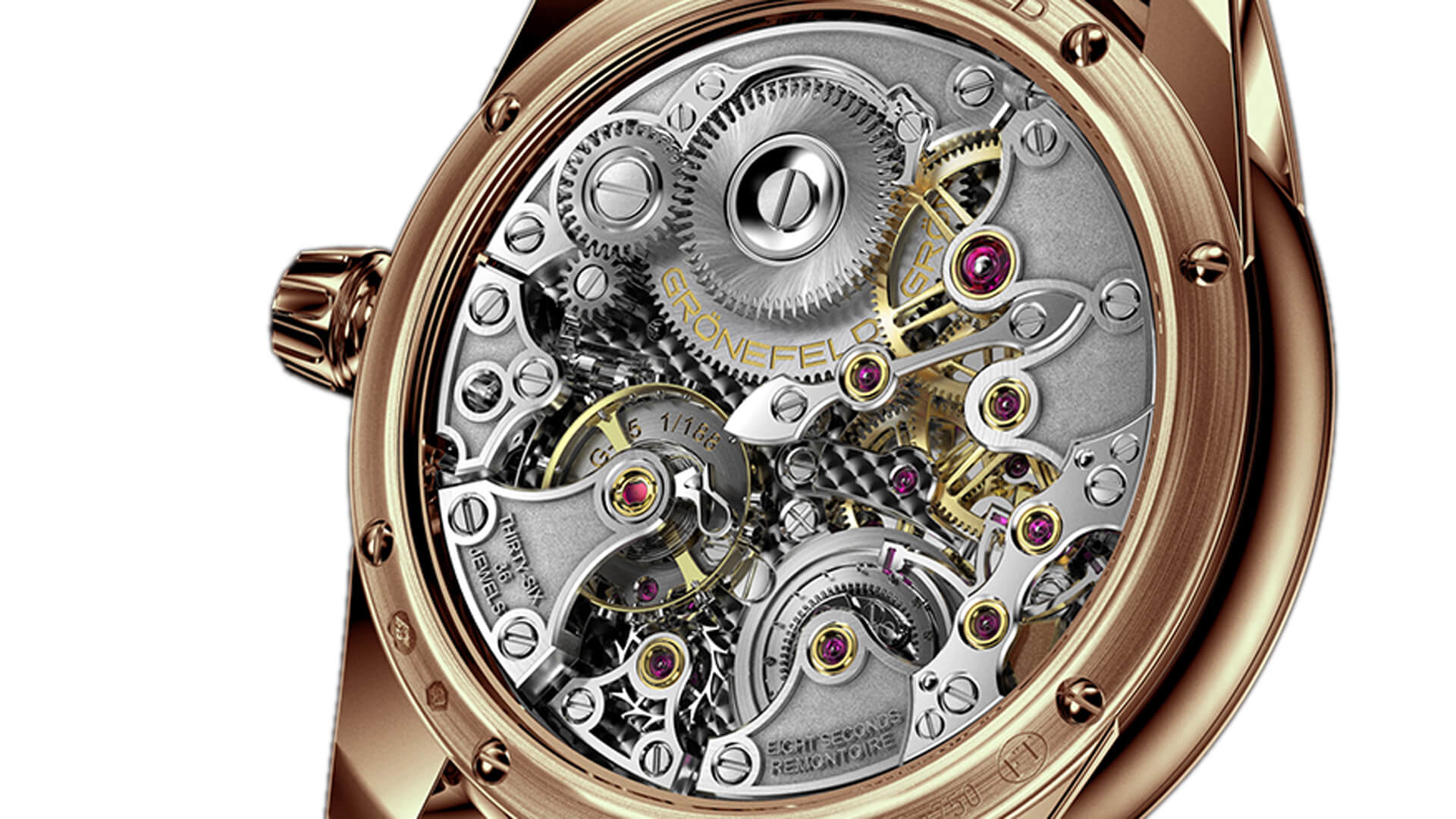 Gronefeld_1941_Remontoire_Red_Gold_movement4 - ESCAPEMENT magazine - reviews of fine watches
