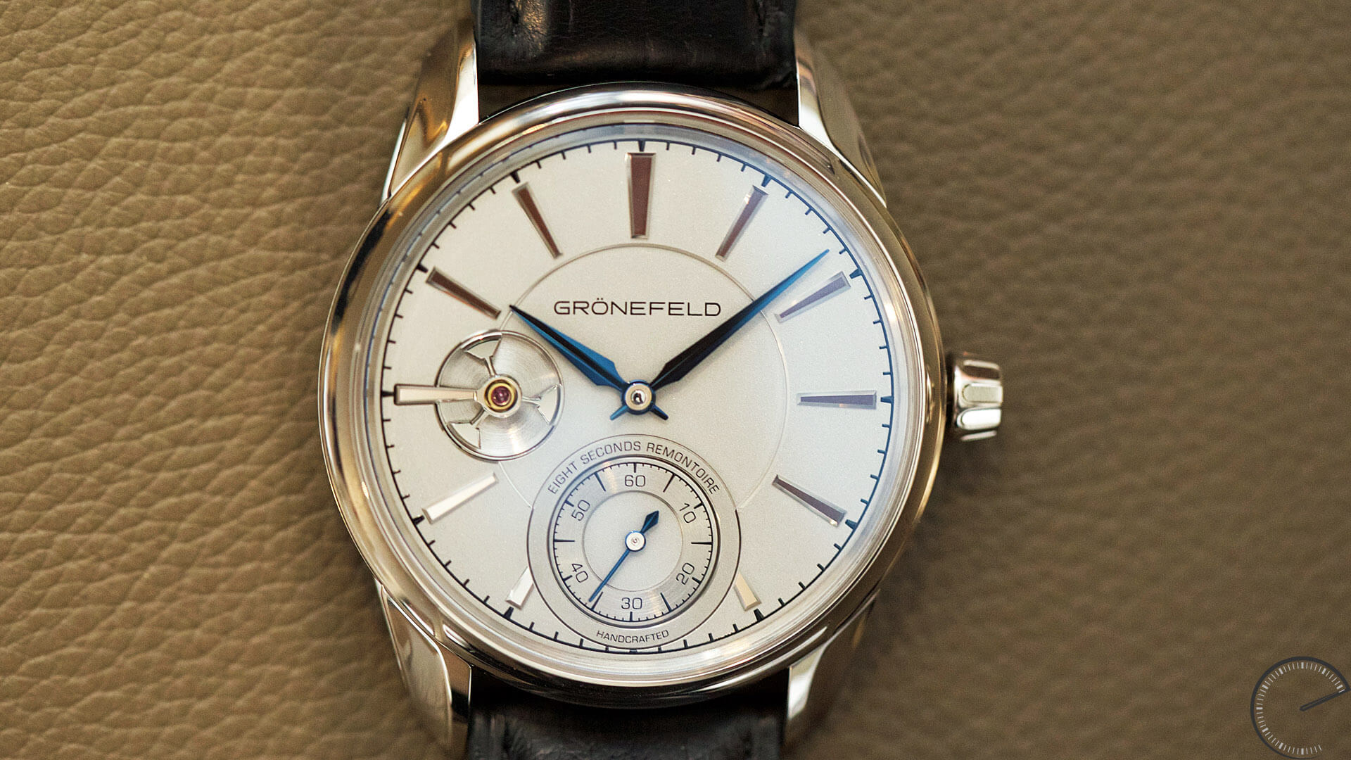 Gronefeld_1941_Remontoire_White_Gold_dial - ESCAPEMENT magazine - reviews of fine watches