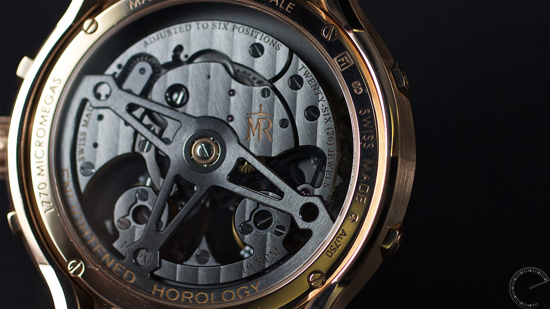 Manufacture Royale 1770 Micromegas_movement2 - ESCAPEMENT magazine - watch reviews by Angus Davies