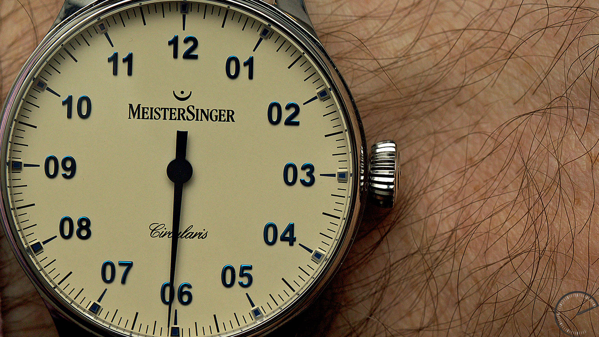 MeisterSinger_Circularis_Ivory_dial_Ref._CC303_dial3 - ESCAPEMENT magazine by Angus Davies