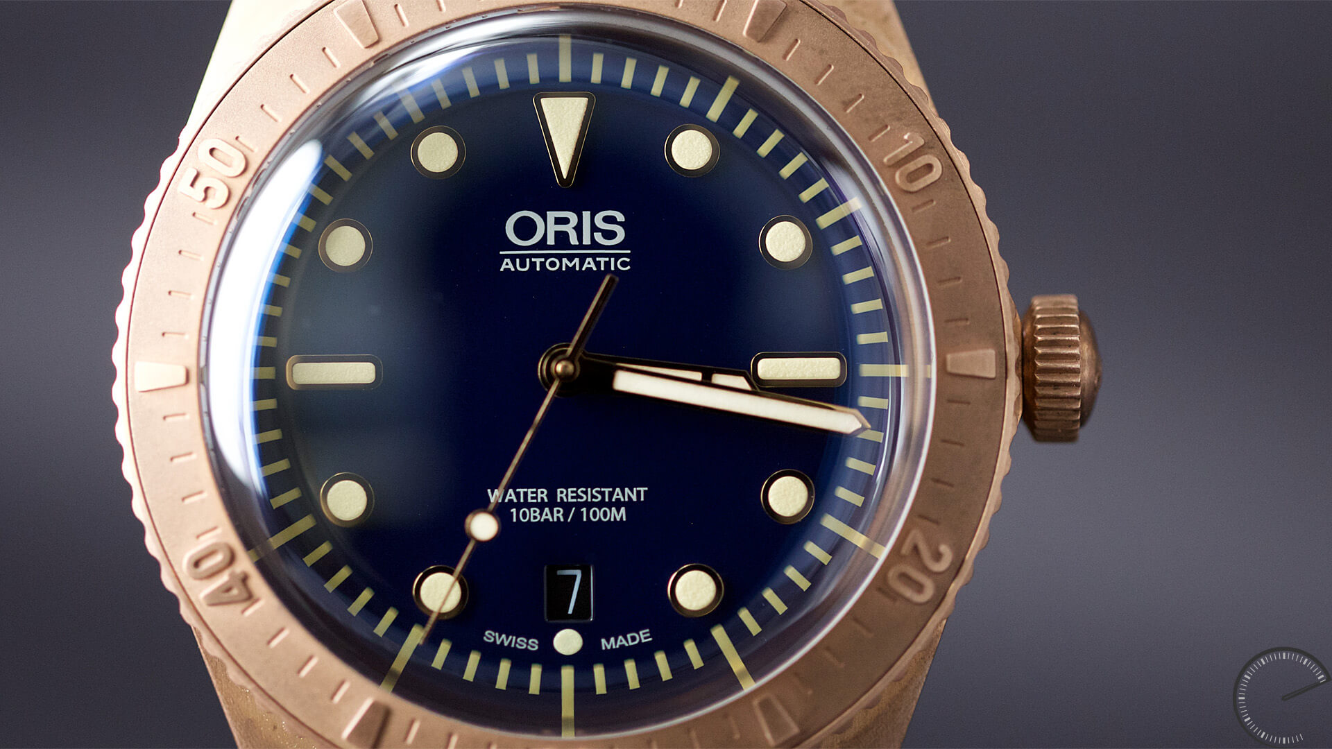 Oris_Carl_Brashear_Limited_Edition_dial2 - ESCAPEMENT magazine - watch editorial for fans of horology