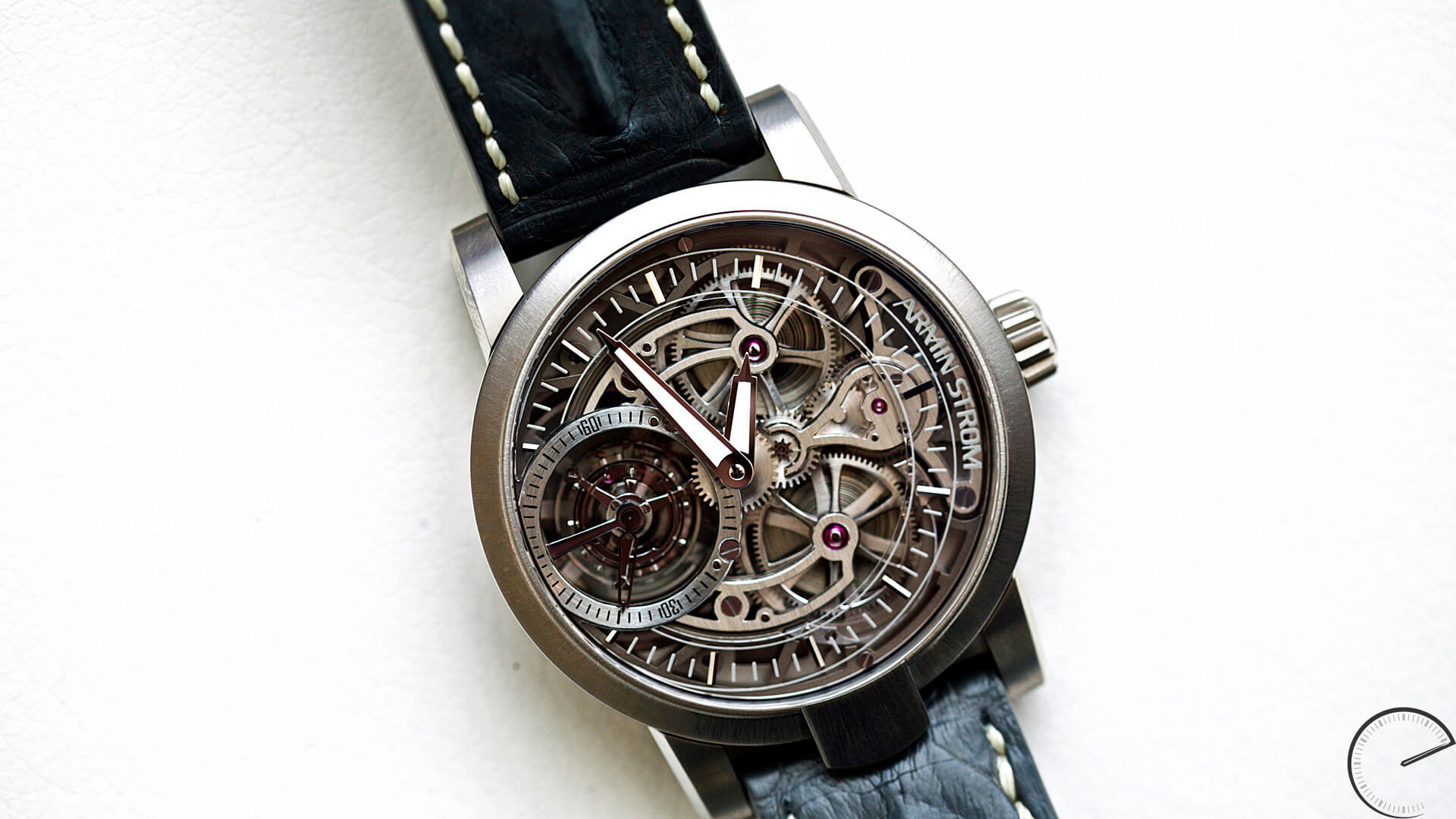 Armin_Strom_Tourbillon_Skeleton_Air_case - - ESCAPEMENT magazine - watch reviews for purists by Angus Davies
