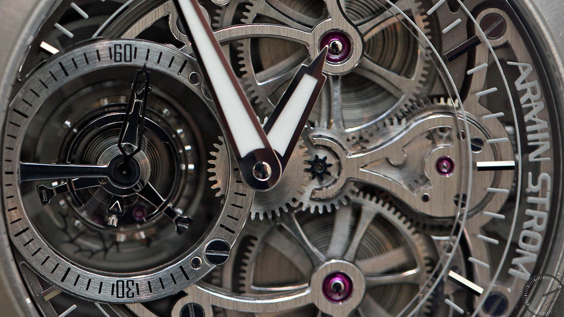 Armin_Strom_Tourbillon_Skeleton_Air_dial2 - - ESCAPEMENT magazine - watch reviews for purists by Angus Davies