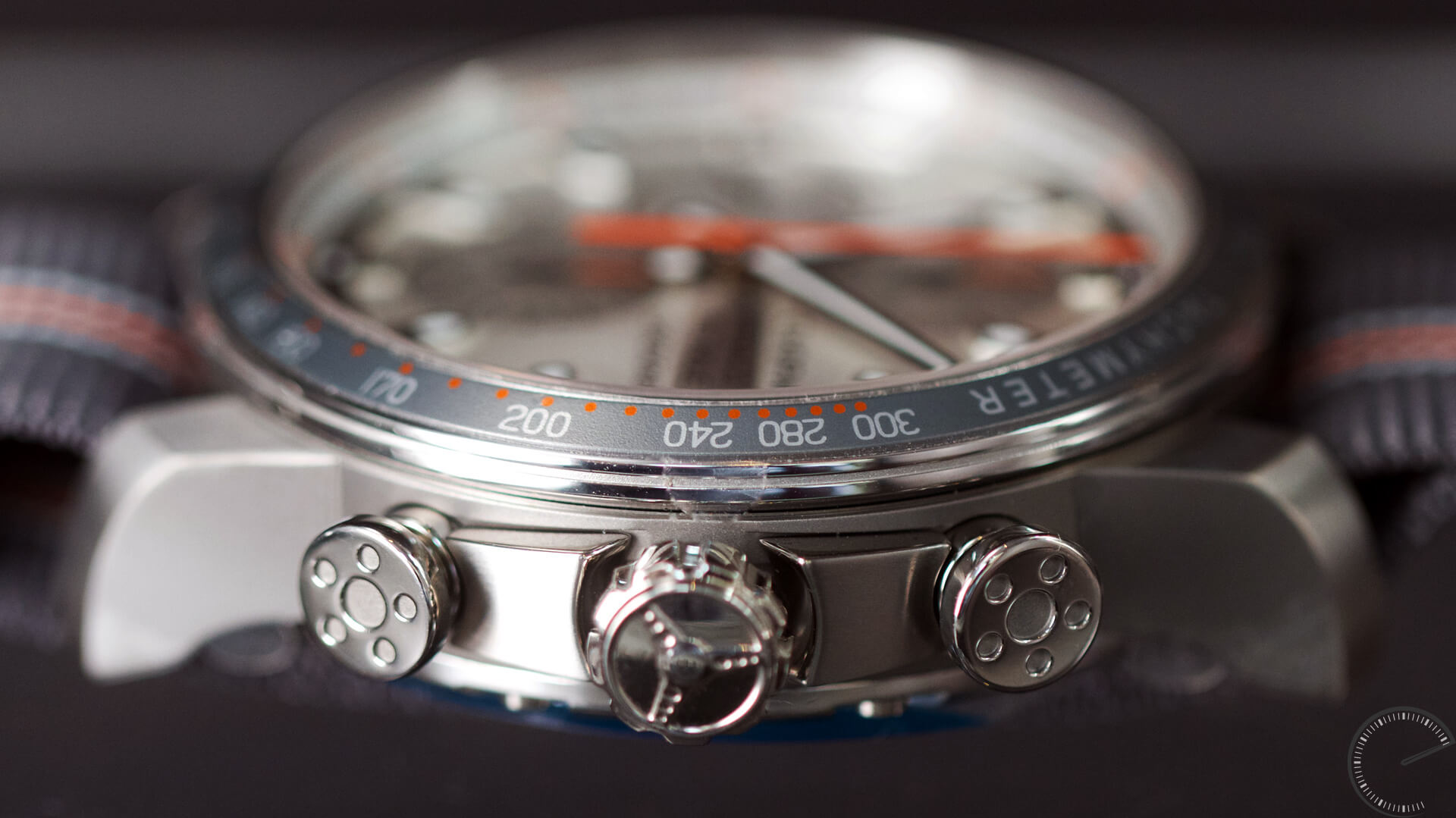 Chopard_GPMH_2016_Race_Edition_Titanium_Steel_crown - ESCAPEMENT MAGAZINE - watch reviews by Angus Davies