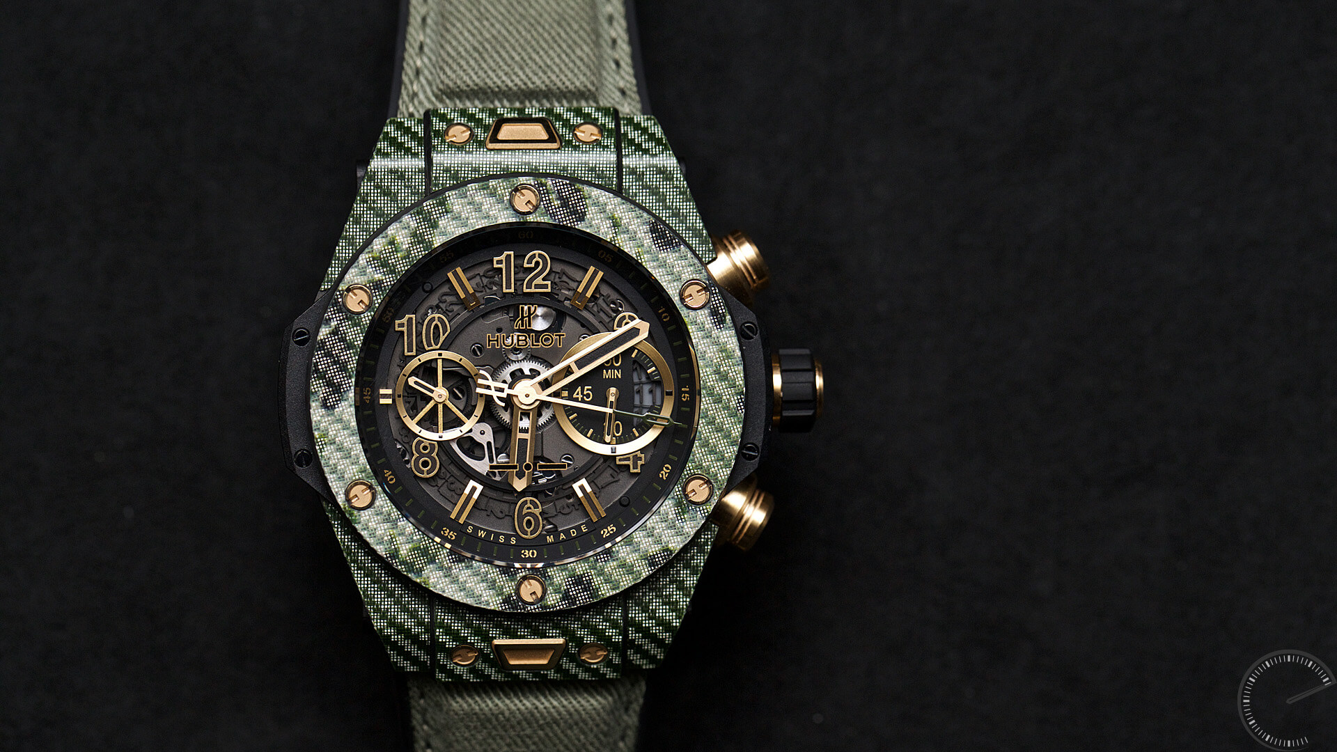 Hublot_Big_Bang_Unico_Italia_Independent_Green_Camo_case1- ESCAPEMENT magazine - watch reviews by Angus Davies