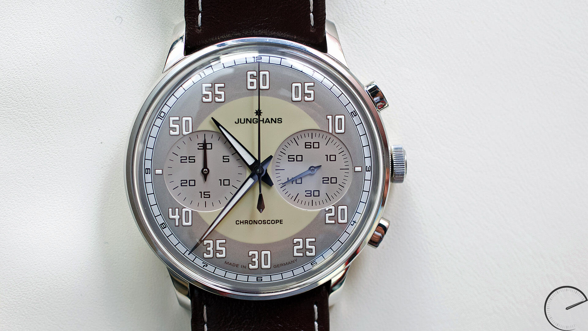 Junghans_Meister_Driver_Chronoscope_case - ESCAPEMENT magazine - watch blog by Angus Davies
