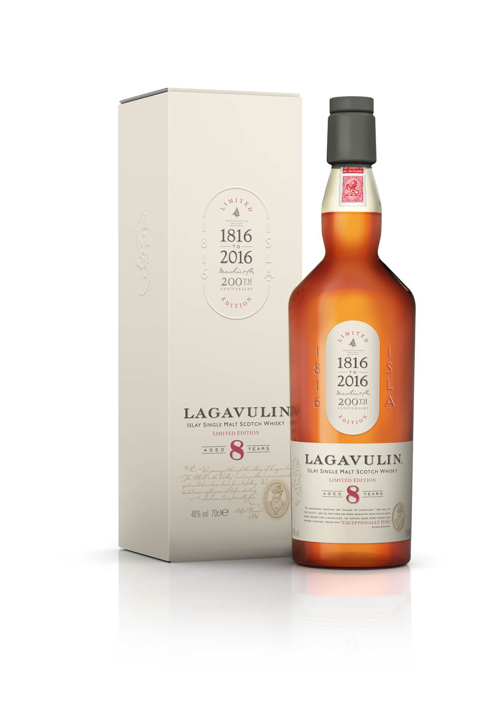 LAGAVULIN_PACKSHOT - ESCAPEMENT MAGAZINE - The Finer Things in Life - whisky editorial by Philip Day