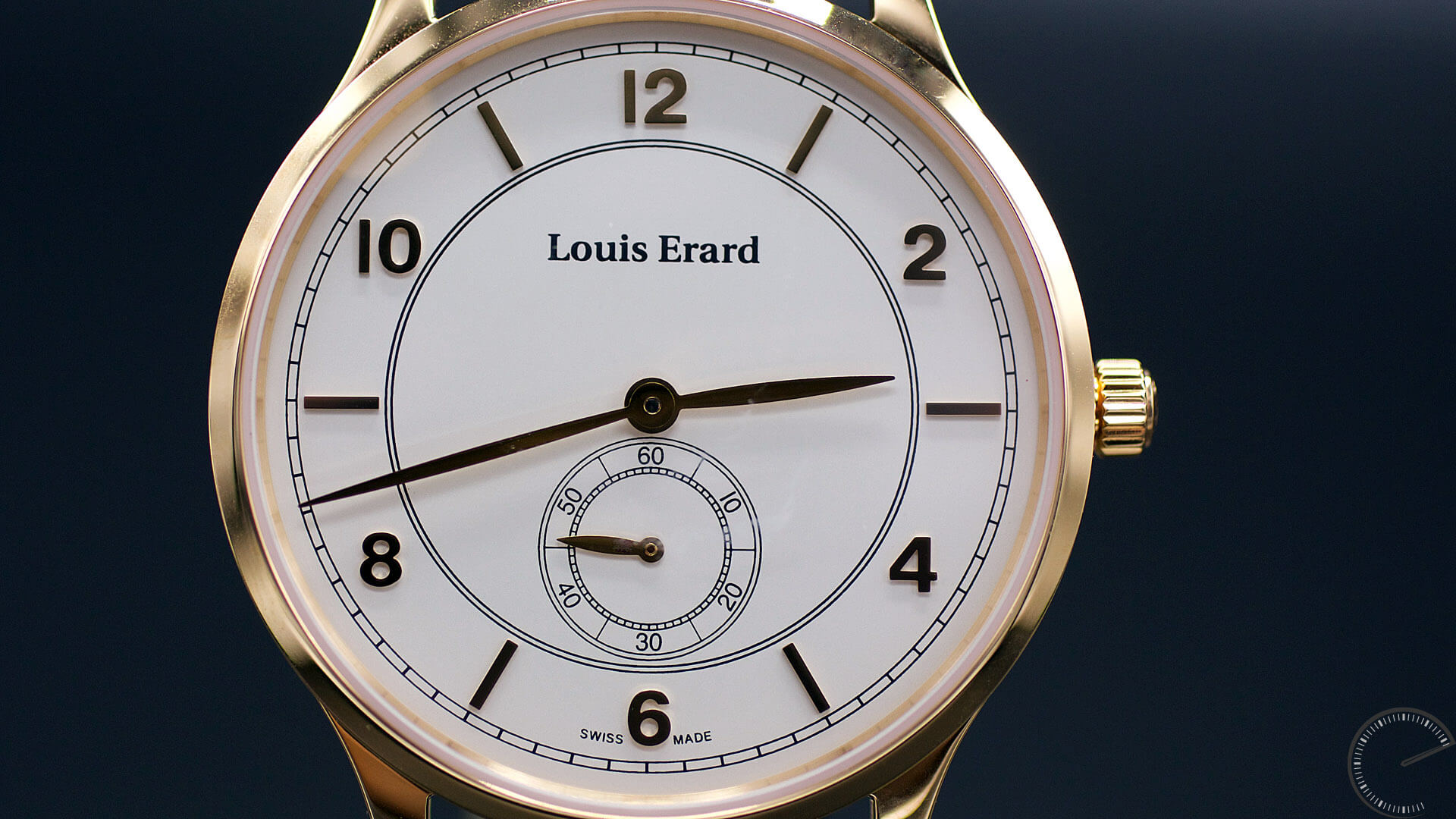 Louis_Erard_1931_Ref.47_217_OR_51_dial - ESCAPEMENT MAGAZINE - watch reviews by Angus Davies