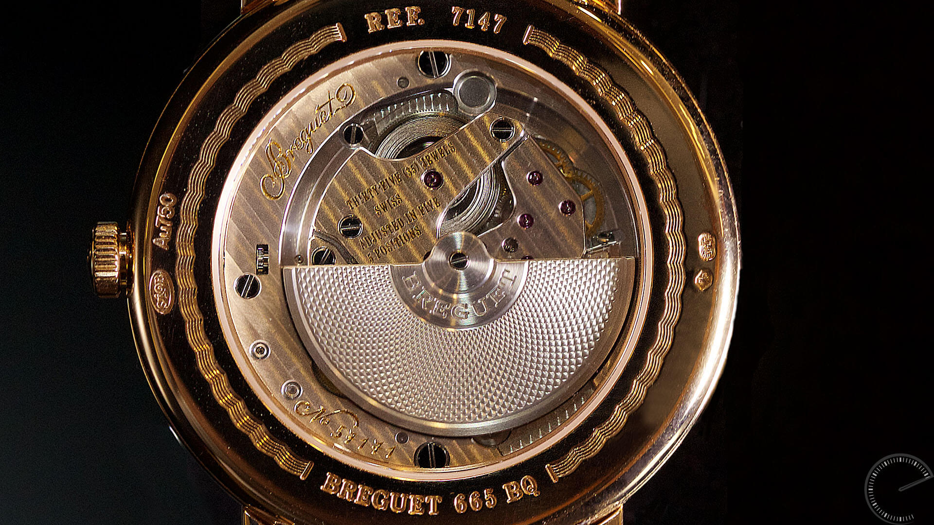 Image for watch review of Breguet Classique 7147 - Baselworld 2016 novelty