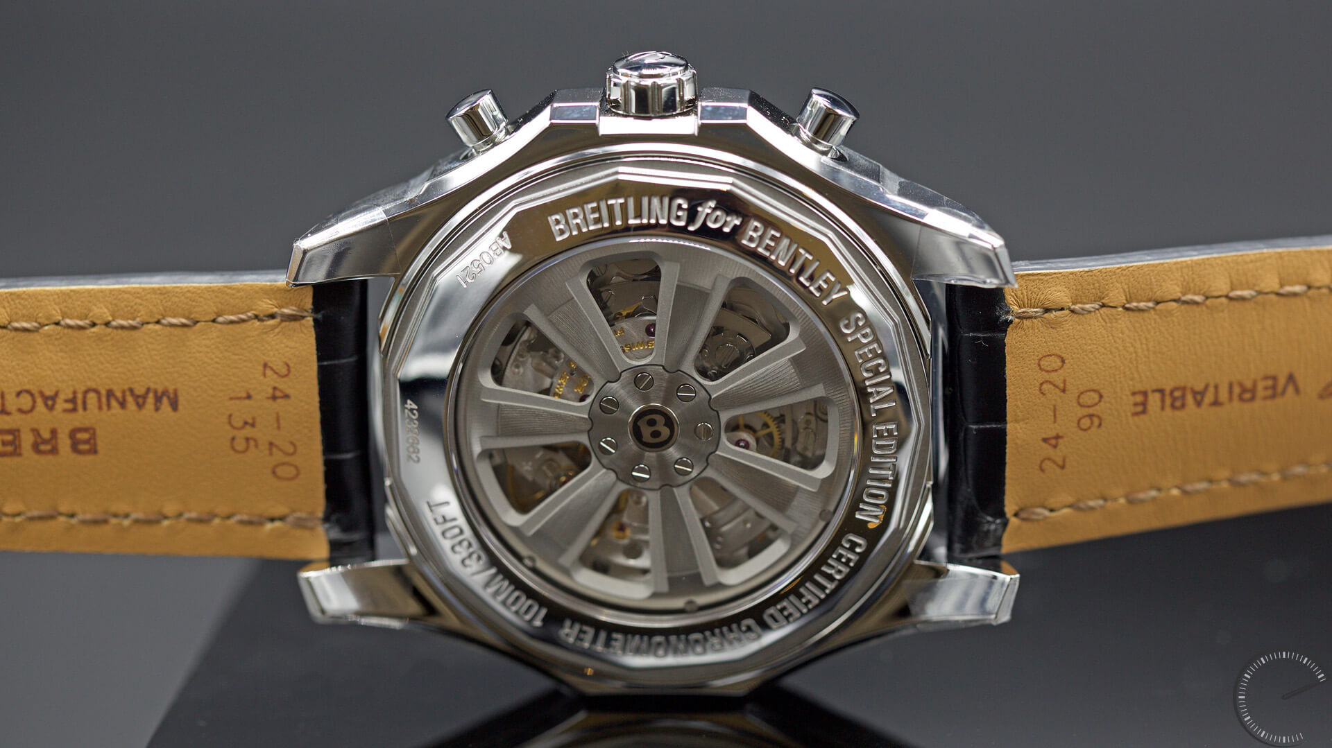 breitling swiss light watches classic body bentley gmt for