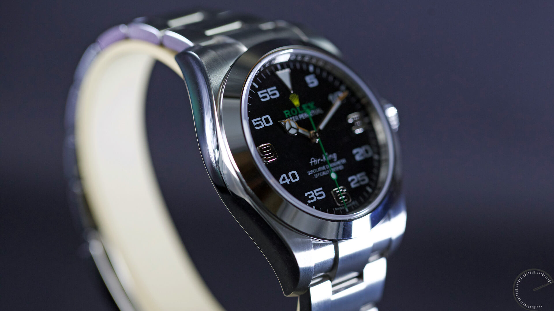 uk availability 26211 4c498 Rolex Oyster Perpetual Air-King 116900 | ROLEX WATCH REVIEW