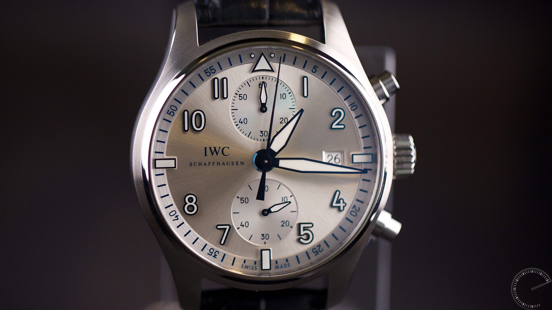 Image of IWC Pilot's Watch Spitfire Chronograph BFI Limited Edition 2016