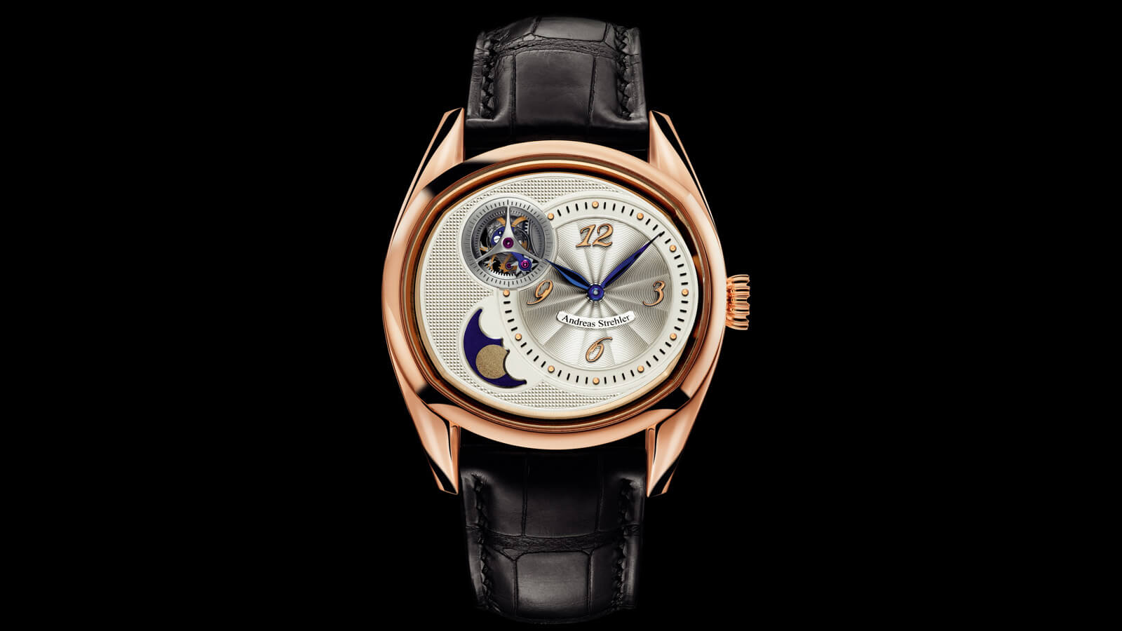 Image of Andreas Strehler Sauterelle a Lune Perpetuelle