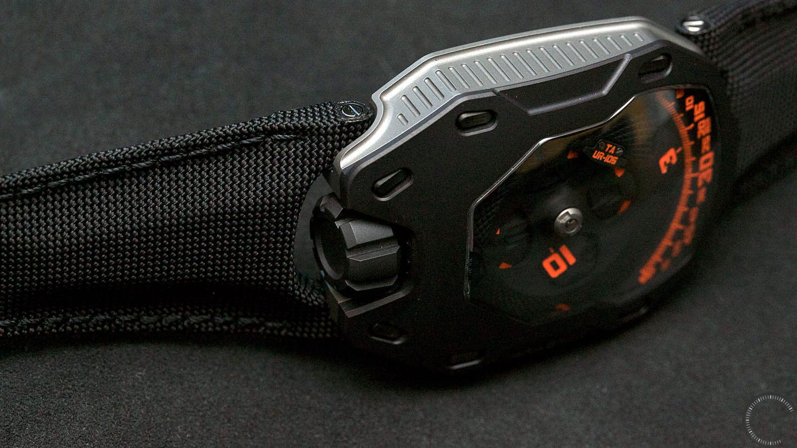 Image of Urwerk UR-105-TA Clockwork Orange
