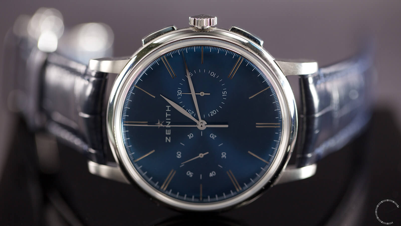 Image of Zenith Elite Chronograph featuring El_Primero 4069 movement