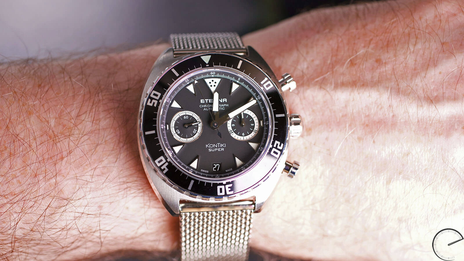 Image of Eterna Super Kontiki Chronograph